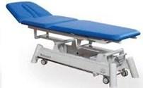 Behandelbank, Manumed Optima Type 222, 3 Delig, Elektrisch Verstelbaar