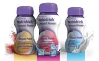 Drinkvoeding, Nutridrink Compact Protein Aardbei, Nutricia