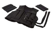 Fysio, Materialen, Gewichtsvest voor algemene conditietraining, variabel gewicht tot maximaal 10 kg