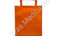 Gadgets, Sevagram, shopper winkeltas oranje Large, non woven uitvoering
