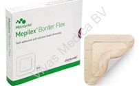 Mepilex Border Flex, Safetac, Molnlycke