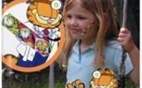 Kinder Pleister, Garfield, Kliniplast