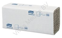 Handdoek voor C-Vouw dispenser, H3 Universeel, C-Vouw, 1 Laags, Tork