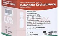 Infuus Vloeistoff, Nacl 0,9%, Mini Plasco