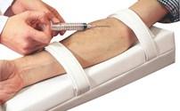 Infuusspalk, Injectiearm, Verlengbaar, Armondersteuning