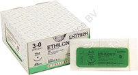 Ethilon, Steriel, 3-0 monofiel niet resorb, Johnson&Johnson