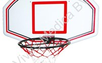 Basketbal Net, Wandmodel, Home 2
