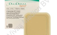 Hydrocolloidverband, Duoderm, Signal, Adhesive, Convatec, Steriel
