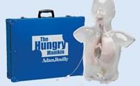 Anatomie, Oefenpop, Inbrengen Sonde bij Kind, The Hungry Manikin