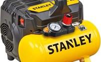Compressor, Stanley Silent DST100/8/6, Olievrij