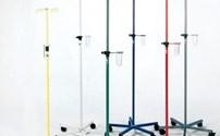 Infuusstandaard, Color, Verrijdbaar, Met Metalen Haken, Huismerk