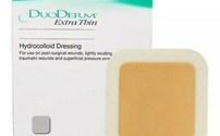 Hydrocolloidverband, Duoderm, Extra Thin, Non Adhesive, Convatec, Steriel