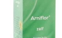 Eerste Hulp Zalf, Arniflor, VSM