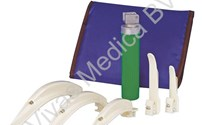 Beademing, Laryngoscoop, ResQ blade F Light Blade, Disposable