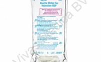 Vloeistof, Steriel Water, USP, Voor Injection, Excel IV Container, BBraun