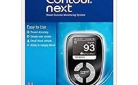 Glucosemeter, Startset, Contour Next, Bayer
