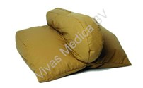 Ligorthese, Comfort, Small, FlexiOr, 25° Hoek, Bruin-Caramel, Kussen