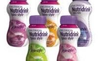Drinkvoeding, Nutridrink, Juice Style, Nutricia