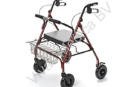 Rollator, Golite 200, XXL, Obese, Drive Medical
