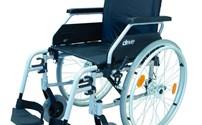 Lichtgewicht Rolstoel, Litec 2G, Zonder Begeleidersrem, Drive Medical
