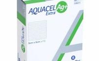 Zilverhoudendverband, Aquacel, AG+ Extra, Hydrofiber, Convatec, Steriel