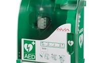 AED Kast, Indoor, Aivia 100, Universeel, Met Alarm en Veiligheidsvergzegeling