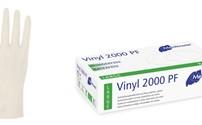 Onderzoekshandschoen, Vinyl 2000, Poedervrij, Huismerk