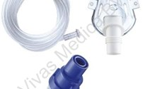 Vernevelset, Mondmasker, Disposable, SideStream, Philips Respironics