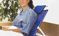 Verpleeghulpmiddelen, Rugsteun, te gebruiken bij geen verstelbare hoofdsteun