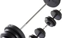 Gewichten, Verstelbaar Halterset metDumbbelset, VirtuFit