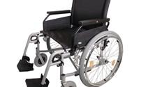 Standaard Rolstoel, Rotec XL Rolstoel, Met Trommelrem, Drive Medical, ISO-Norm 7176-19
