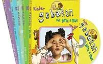 Logopedie, Gebarentaal, Medium DVD Set met 5 verschillende Onderwerpen