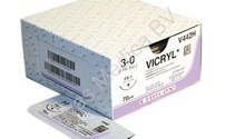 Hechtdraad, Vicryl, FS2, Oplosbaar