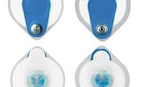 ECG Elektroden, Drukknop, Kinderen, Blue Sensor SP, Milipore, Ambu
