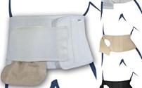 Stoma, Basko, Stomacare, Bandage Standaard, Links, XXL