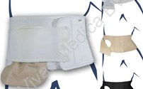 Stoma, Basko, Stomacare, Bandage Standaard, Links, L