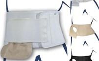 Stoma, Basko, Stomacare, Bandage Standaard, Links, XL
