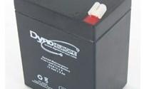 Batterijen, Accu Blok, 12V - 2,9Ah