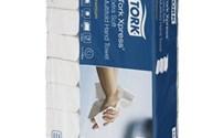 Handdoek, H2 Xpress, Extra Soft, 2 Laags, Tork