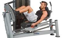 Fitnesstoestel, Leg Press