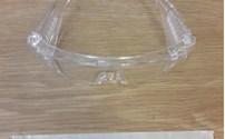 Corona voorraad, ZB, Veiligheidsbril