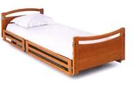 Hoog Laag Bed, Queen Better Life, 3 Lats Deelbaar Bedhek, Schell