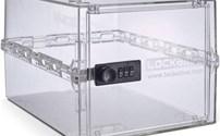 Aflsuitbare medicijnbox, Cijferslot, Lockabox One