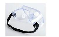 "Corona voorraad, ZB, Veiligheidsbril met stiek""duikbril"""