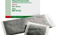 Koolstofverband, Vliwaktiv AG, Non Adhesive, Lohmann en Rauscher, Steriel