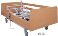 Hoog Laag Bed, AKS SB-L, AKS, Obese