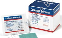 Wondverband, Absorberend Verband, Cutimed Sorbact, Non Adhesive, BSN, Steriel