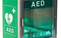 AED Kast Outdoor, Claus Andersen, Geschikt voor Defitech Lifeline