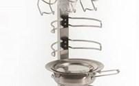 Ondersteekwagen met Urinaalhouder, Verrijdbaar, (4)