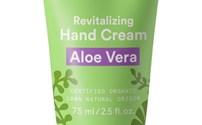 Handcreme, Aloe Vera